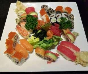 Sushi à discretion